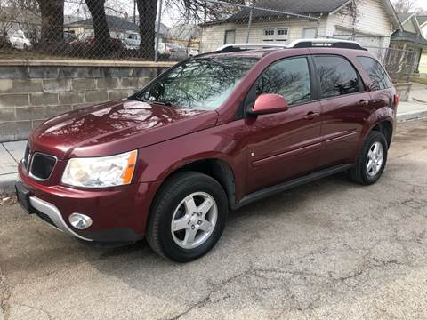 2009 Pontiac Torrent for sale at JE Auto Sales LLC in Indianapolis IN