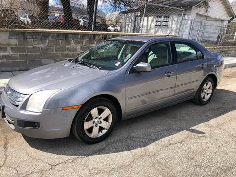 2007 Ford Fusion for sale at JE Auto Sales LLC in Indianapolis IN