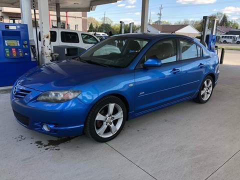 2006 Mazda MAZDA3 for sale at JE Auto Sales LLC in Indianapolis IN