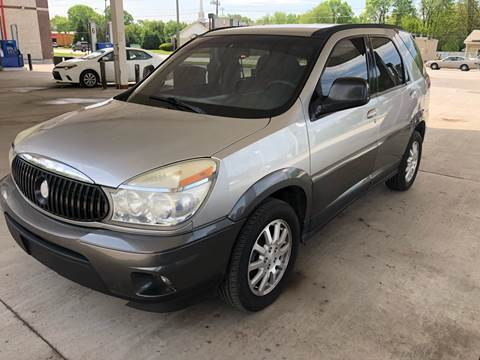2005 Buick Rendezvous for sale at JE Auto Sales LLC in Indianapolis IN