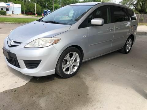 2009 Mazda MAZDA5 for sale at JE Auto Sales LLC in Indianapolis IN