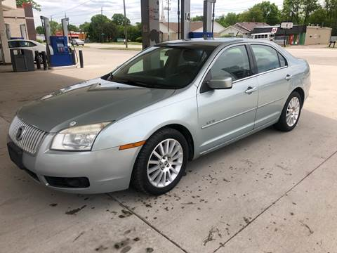 2007 Mercury Milan for sale at JE Auto Sales LLC in Indianapolis IN