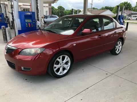 2009 Mazda MAZDA3 for sale at JE Auto Sales LLC in Indianapolis IN