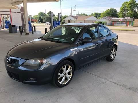 2008 Mazda MAZDA3 for sale at JE Auto Sales LLC in Indianapolis IN
