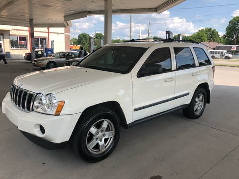 2007 Jeep Grand Cherokee for sale at JE Auto Sales LLC in Indianapolis IN