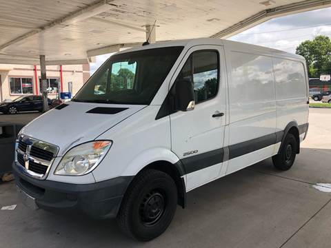 2008 Dodge Sprinter Cargo for sale at JE Auto Sales LLC in Indianapolis IN