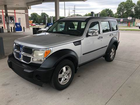 2008 Dodge Nitro for sale at JE Auto Sales LLC in Indianapolis IN