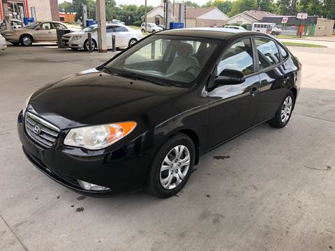 2009 Hyundai Elantra for sale at JE Auto Sales LLC in Indianapolis IN