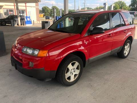 2004 Saturn Vue for sale at JE Auto Sales LLC in Indianapolis IN