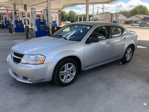 2009 Dodge Avenger for sale at JE Auto Sales LLC in Indianapolis IN