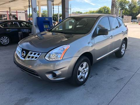 2013 Nissan Rogue for sale at JE Auto Sales LLC in Indianapolis IN