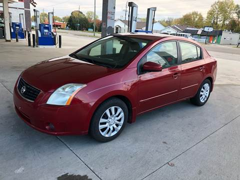 2009 Nissan Sentra for sale at JE Auto Sales LLC in Indianapolis IN