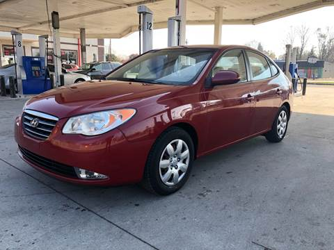 2008 Hyundai Elantra for sale at JE Auto Sales LLC in Indianapolis IN