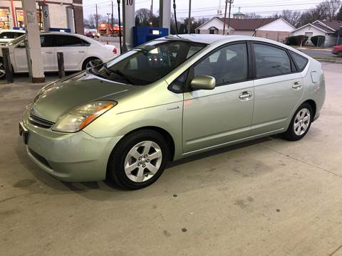 2008 Toyota Prius for sale at JE Auto Sales LLC in Indianapolis IN