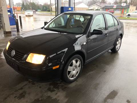 2001 Volkswagen Jetta for sale at JE Auto Sales LLC in Indianapolis IN