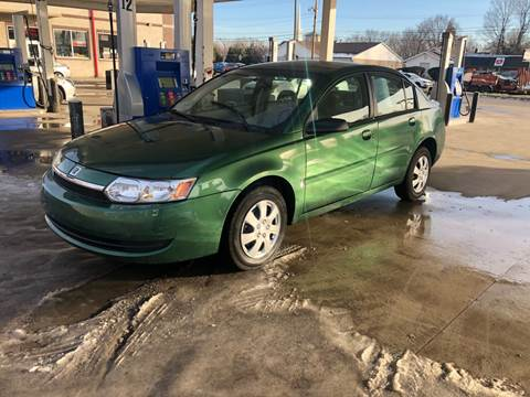 2004 Saturn Ion for sale at JE Auto Sales LLC in Indianapolis IN