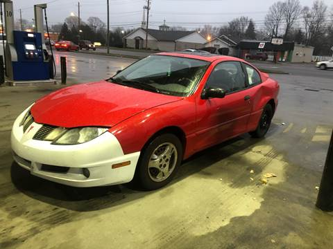 2004 Pontiac Sunfire for sale at JE Auto Sales LLC in Indianapolis IN