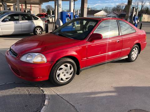 1997 Honda Civic for sale at JE Auto Sales LLC in Indianapolis IN