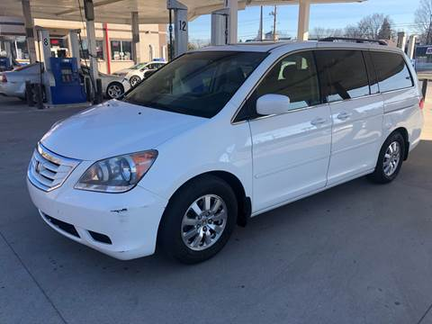 2008 Honda Odyssey for sale at JE Auto Sales LLC in Indianapolis IN