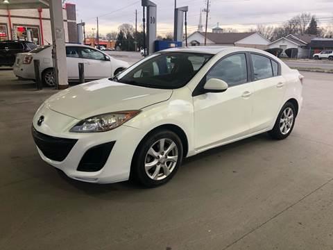 2011 Mazda MAZDA3 for sale at JE Auto Sales LLC in Indianapolis IN