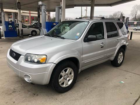 2007 Ford Escape for sale at JE Auto Sales LLC in Indianapolis IN