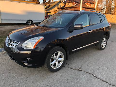 2011 Nissan Rogue for sale at JE Auto Sales LLC in Indianapolis IN