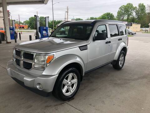 2007 Dodge Nitro for sale at JE Auto Sales LLC in Indianapolis IN