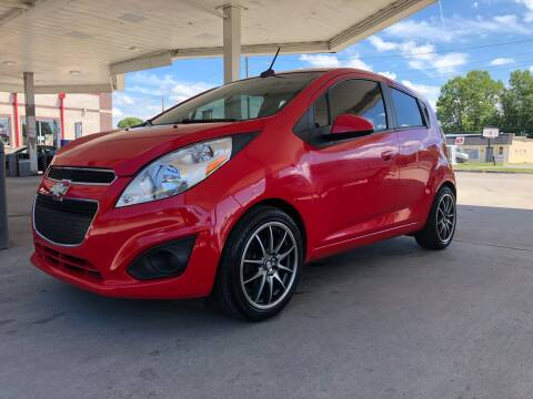 2013 Chevrolet Spark for sale at JE Auto Sales LLC in Indianapolis IN