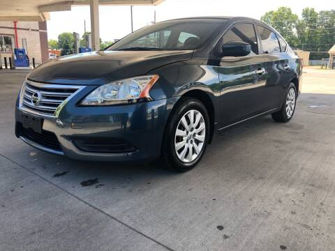 2014 Nissan Sentra for sale at JE Auto Sales LLC in Indianapolis IN