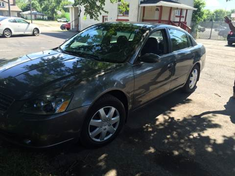 2006 Nissan Altima for sale at JE Auto Sales LLC in Indianapolis IN