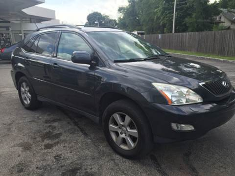 2006 Lexus RX 330 for sale at JE Auto Sales LLC in Indianapolis IN