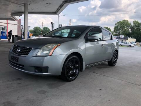 2007 Nissan Sentra for sale at JE Auto Sales LLC in Indianapolis IN