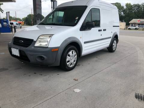 2011 Ford Transit Connect for sale at JE Auto Sales LLC in Indianapolis IN