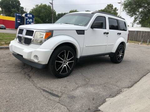 2011 Dodge Nitro for sale at JE Auto Sales LLC in Indianapolis IN