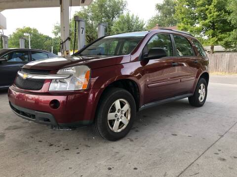 2007 Chevrolet Equinox for sale at JE Auto Sales LLC in Indianapolis IN