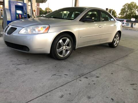2007 Pontiac G6 for sale at JE Auto Sales LLC in Indianapolis IN
