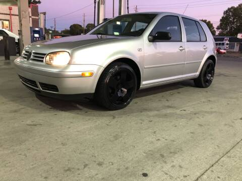 2003 Volkswagen Golf for sale at JE Auto Sales LLC in Indianapolis IN