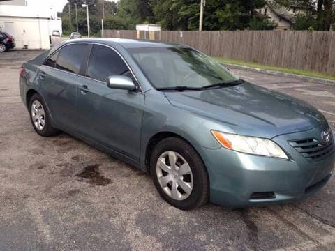2007 Toyota Camry for sale at JE Auto Sales LLC in Indianapolis IN