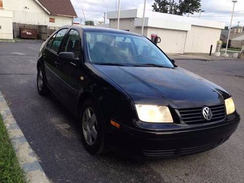 1999 Volkswagen Jetta for sale at JE Auto Sales LLC in Indianapolis IN