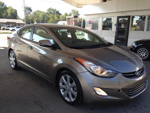 2013 Hyundai Elantra for sale at JE Auto Sales LLC in Indianapolis IN