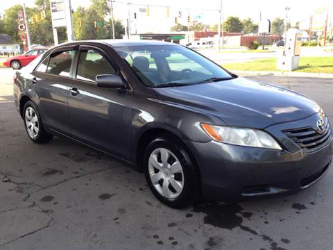 2009 Toyota Camry for sale at JE Auto Sales LLC in Indianapolis IN