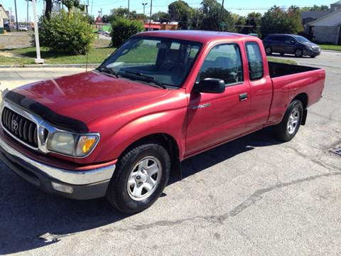 2001 Toyota Tacoma for sale at JE Auto Sales LLC in Indianapolis IN