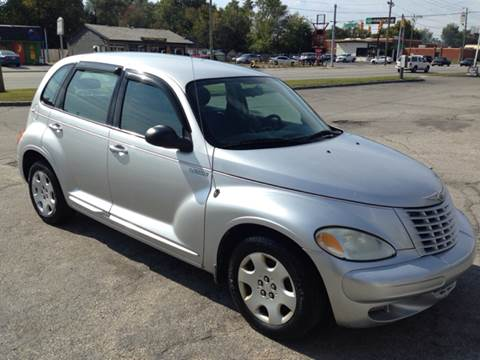 2005 Chrysler PT Cruiser for sale at JE Auto Sales LLC in Indianapolis IN