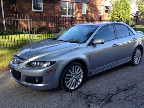2006 Mazda MAZDASPEED6 for sale at JE Auto Sales LLC in Indianapolis IN