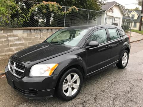 2010 Dodge Caliber for sale at JE Auto Sales LLC in Indianapolis IN