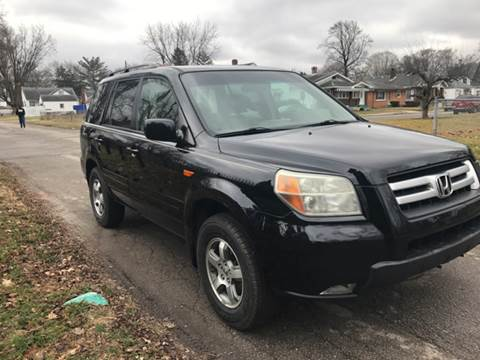 2006 Honda Pilot for sale at JE Auto Sales LLC in Indianapolis IN