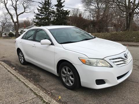 2010 Toyota Camry for sale at JE Auto Sales LLC in Indianapolis IN