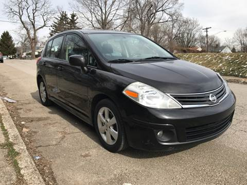 2010 Nissan Versa for sale at JE Auto Sales LLC in Indianapolis IN