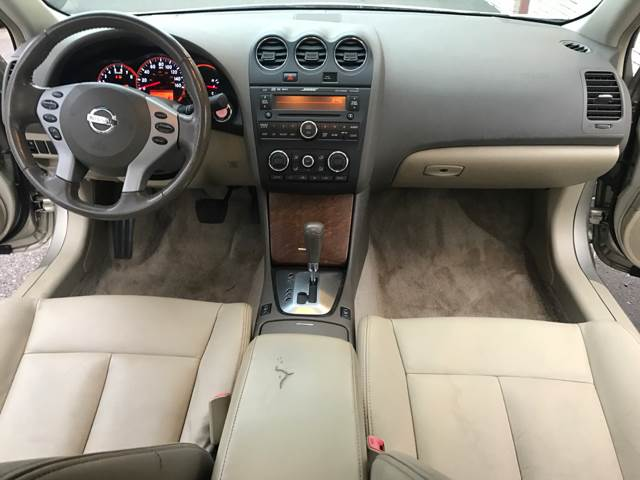 2009 Nissan Altima 2.5 SL 4dr Sedan - Indianapolis IN