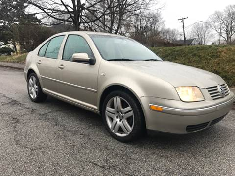 2004 Volkswagen Jetta for sale at JE Auto Sales LLC in Indianapolis IN